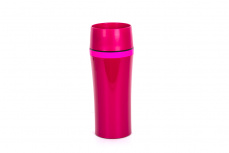Термочашка Tefal  TRAVEL MUG FUN 0.36L розовый